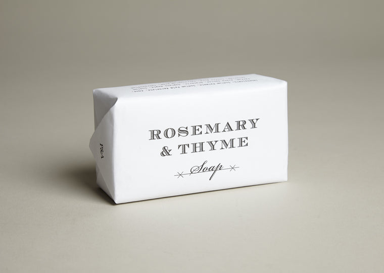 Rosemary and Thyme Soap