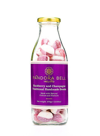 Pandora Bell Traditional Sweets Blackberry & Champagne, 370g