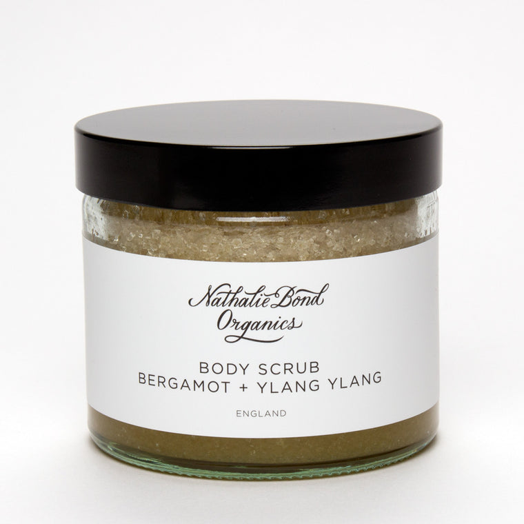 Body Scrub - Bergamot and Ylang