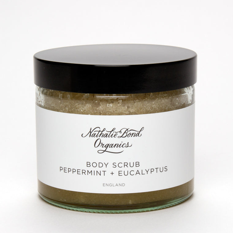 Body Scrub - Peppermint and Eucalyptus