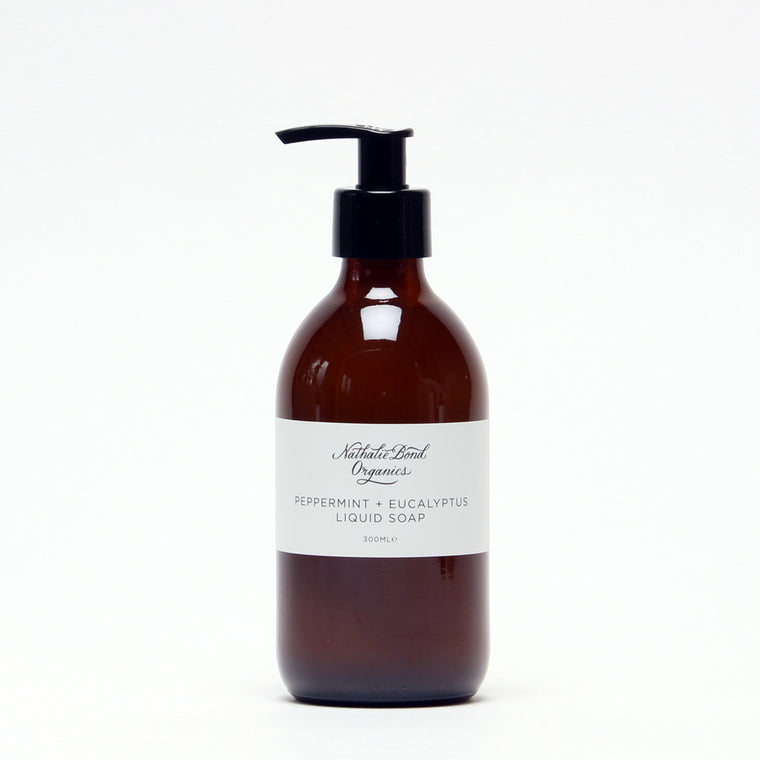 Liquid Soap - Peppermint and Eucalyptus