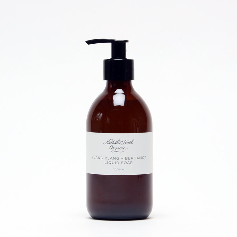 Liquid Soap - Bergamot and Ylang
