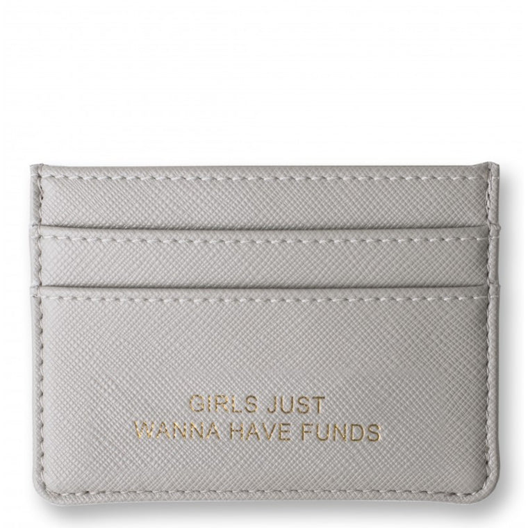 Girls Just Wanna Have Funds Card Holder
