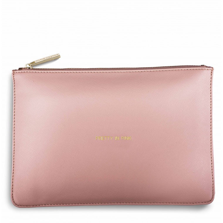 Pretty in Pink Pouch