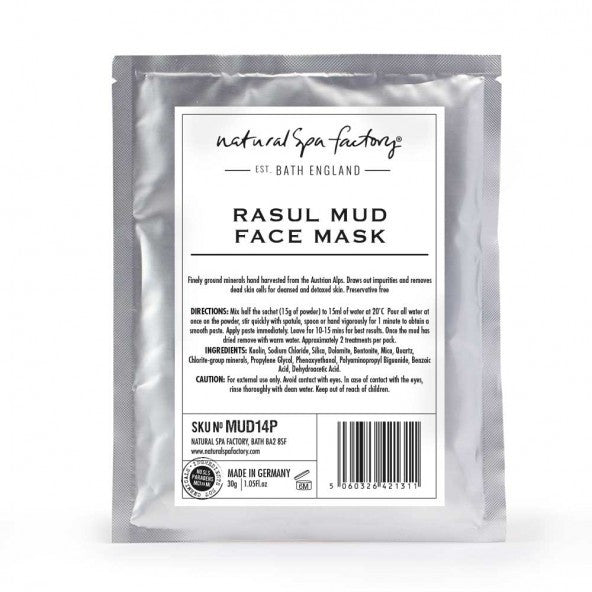 Rasul Mud Face Mask
