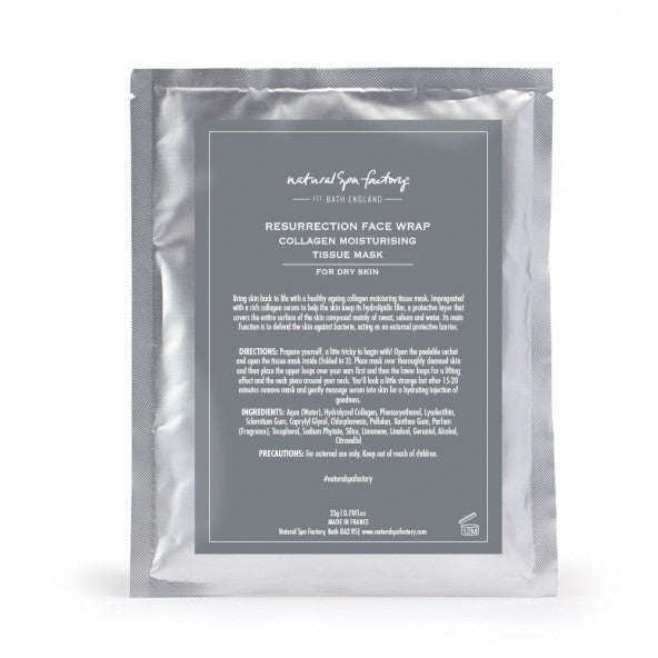 Resurrection Collagen Face Wrap