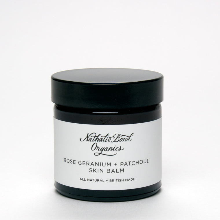 Skin Balm - Rose and Geranium