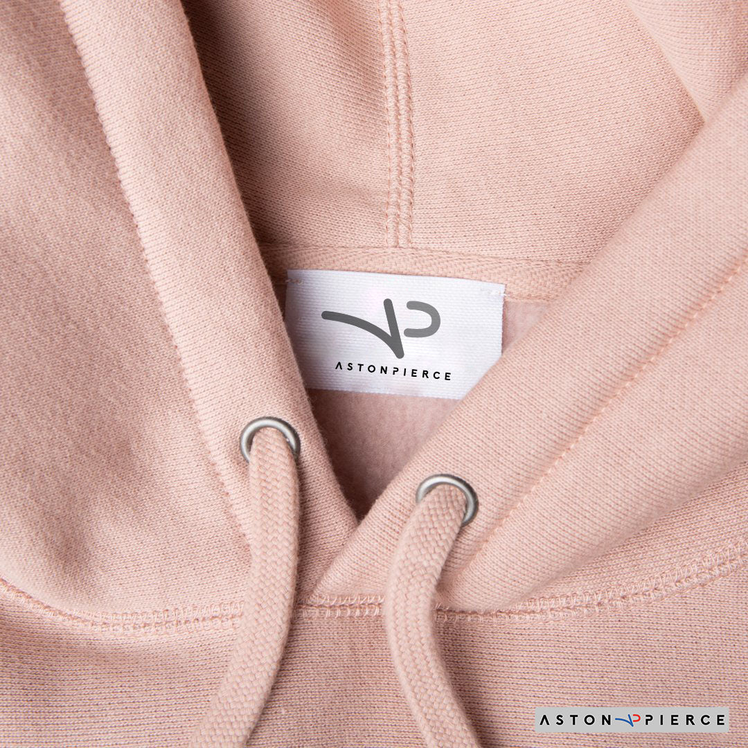Aston Pierce Patch Logo Hoodie - Aston Pierce