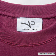 Load image into Gallery viewer, Aston Pierce Patch Logo Crewneck - Aston Pierce