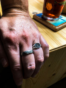 Dart Signet Ring