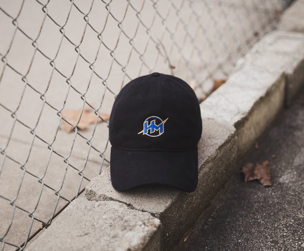 Superhero Logo Dad Hat