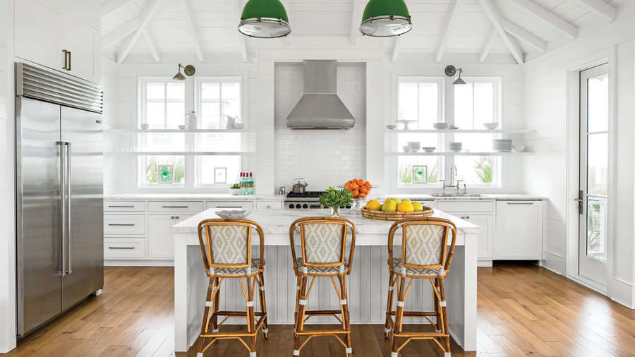 ... Need To Achieve A Welcoming Coastal Styleu2026here We Have Some Tips On How  To Transform Your Kitchen To Create An Inviting And Relaxing Space In Your  Home.