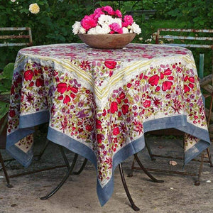french_tablecloth_jardin_red_grey_1