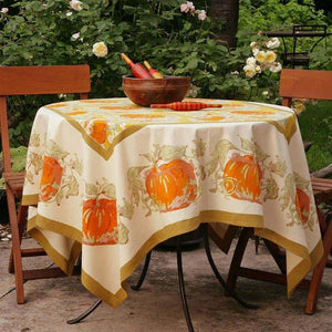 french_tablecloth_pumpkin_orange_mustard_1