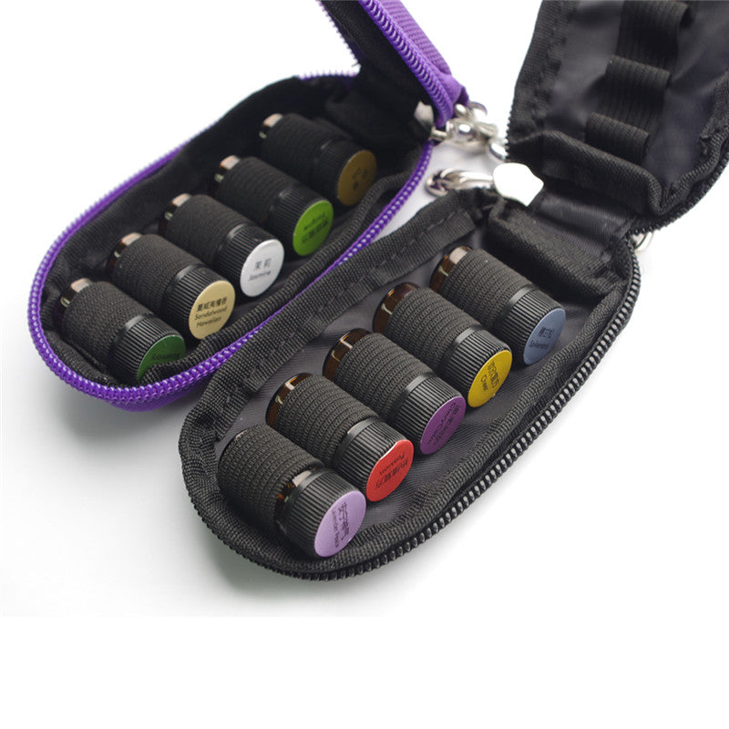 10 Slot Bottle Essential Oil Case