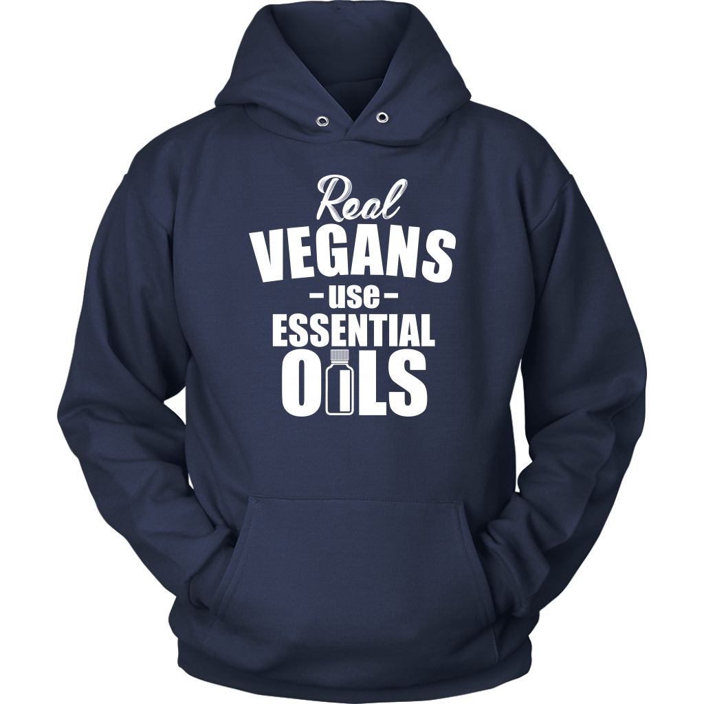 Real Vegans Use Essential Oils