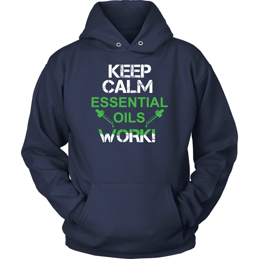 Keep Calm Essential Oils Work