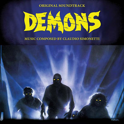 Demons Film Soundtrack Vinyl