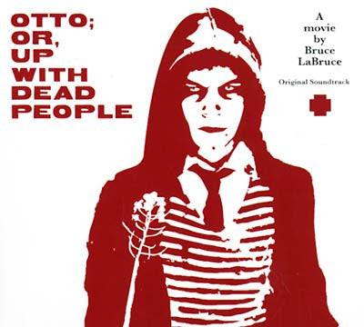 Otto: Or Up With Dead People Film Soundtrack Vinyl