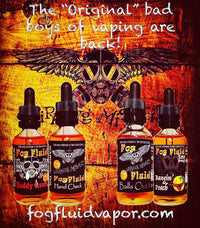 Fog Fluid eliquid