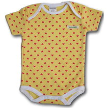 Love Heart Bodysuit - A Little Kiddie