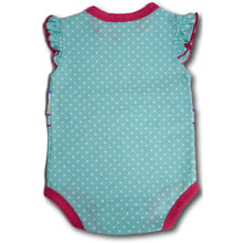 Polka Dot Bodysuit - A Little Kiddie