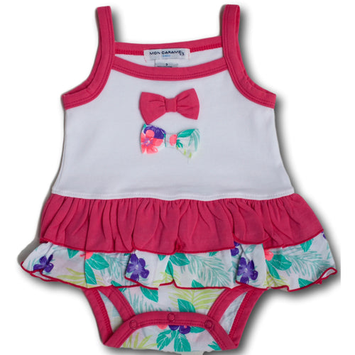 Flora Bodysuit - A Little Kiddie