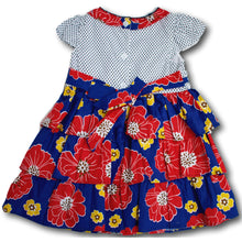 Poppy Dress - A Little Kiddie