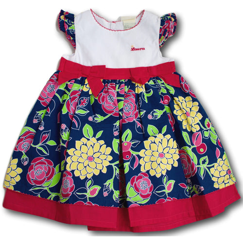 Blossom Dress - A Little Kiddie