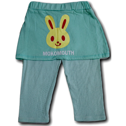 Rabbit Skirt Pants - A Little Kiddie