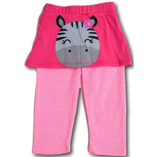 Zebra Skirt Pants - A Little Kiddie