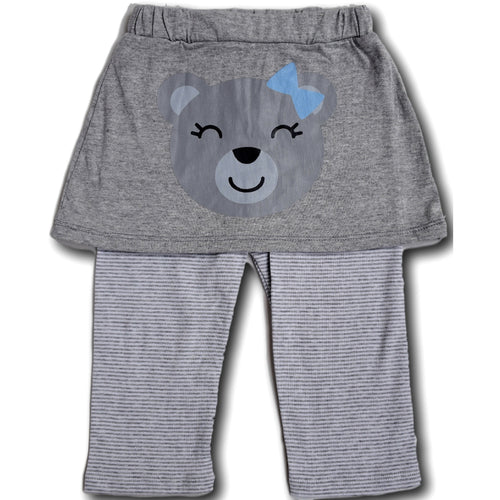 Bear Skirt Pants - A Little Kiddie