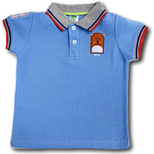 Bear Polo Shirt - A Little Kiddie