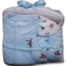 Let's Fly 4 Piece Baby Set - A Little Kiddie