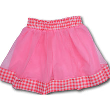 Checks Skirt - A Little Kiddie