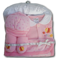Little Bee 4 Piece Baby Set - A Little Kiddie