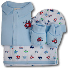 Lets Fly 4 Piece Baby Gift Set - A Little Kiddie