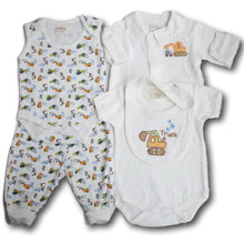 Truck 5 Piece Baby Gift Set - A Little Kiddie