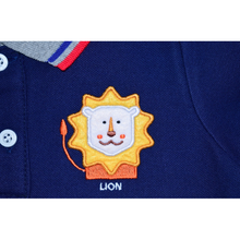 Lion Polo Shirt - A Little Kiddie