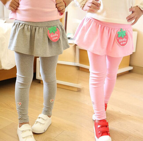 Lovely Cake Skirt Pants Leggings