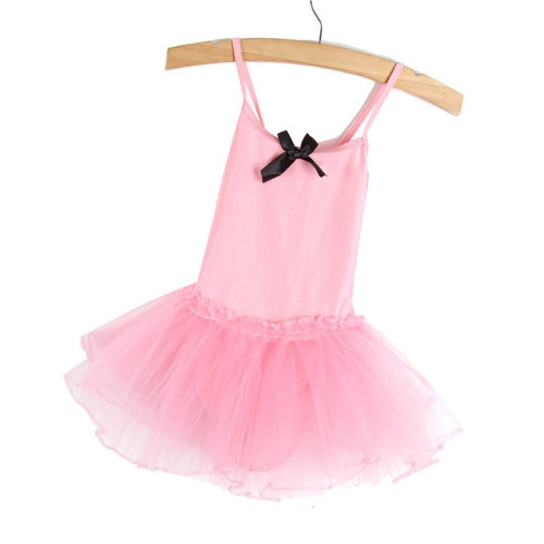 Gymnastics & Ballet Tutu Dress - A Little Kiddie