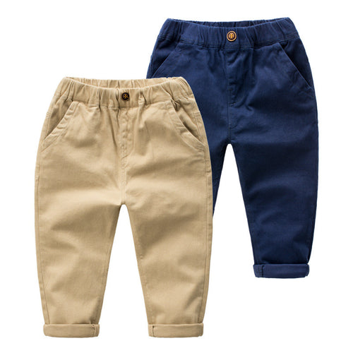 TOONIES Cotton Trousers For 2 - 6 Y