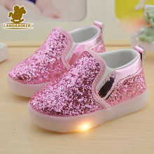 Shine Like A Diamond LED Sneakers