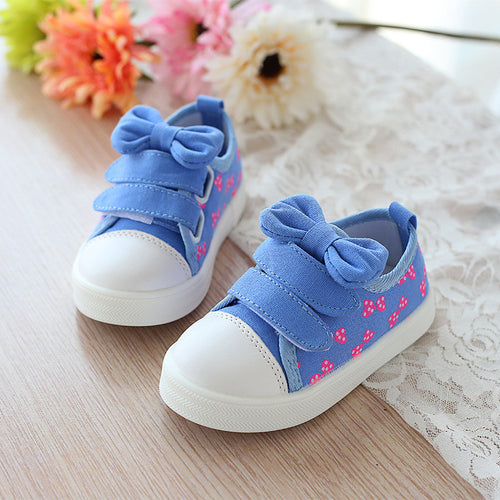 KKABBYII Canvas Shoes - A Little Kiddie