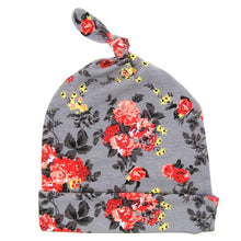 Moeble Floral Organic Cotton Beanie