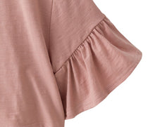 Sweet Milk Pleated Arm Nursing Top - A Little Kiddie