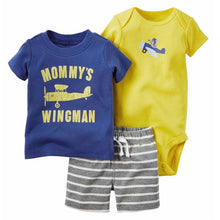3 PCS Boy Spring Set