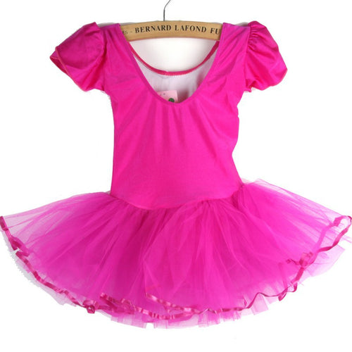 Candy Ballet Dresses For 3-7Y - A Little Kiddie