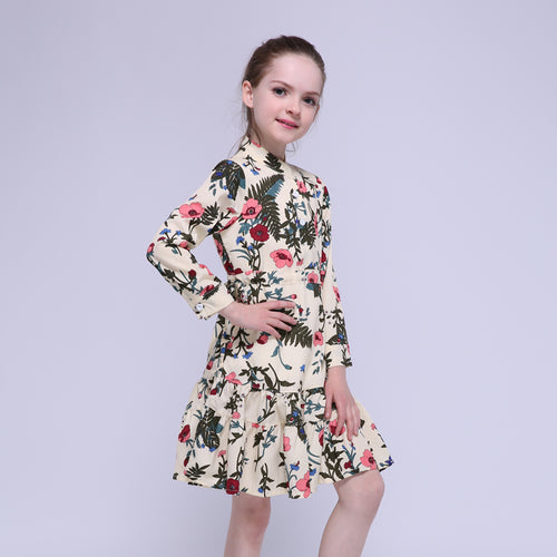 Fern & Flower Dress