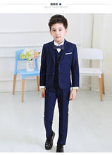 5 Pieces Tuxedo Outfit For 3 to 6Y - A Little Kiddie